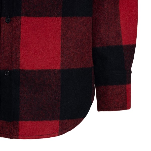 Red and black checkered shirt                                                                                                                          DSQUARED2