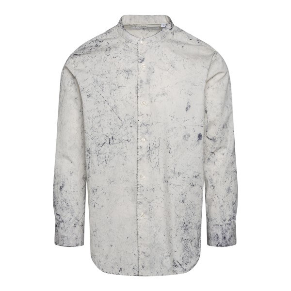 White shirt with splashes of color                                                                                                                     CHOICE