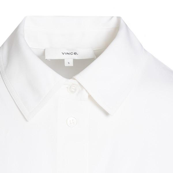 Camicia bianca                                                                                                                                         VINCE                                              VINCE