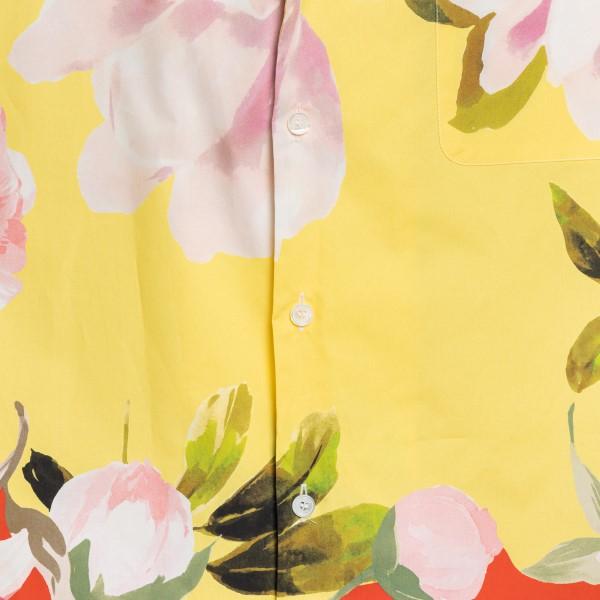 Camicia multicolore a fantasia floreale                                                                                                                VALENTINO                                          VALENTINO
