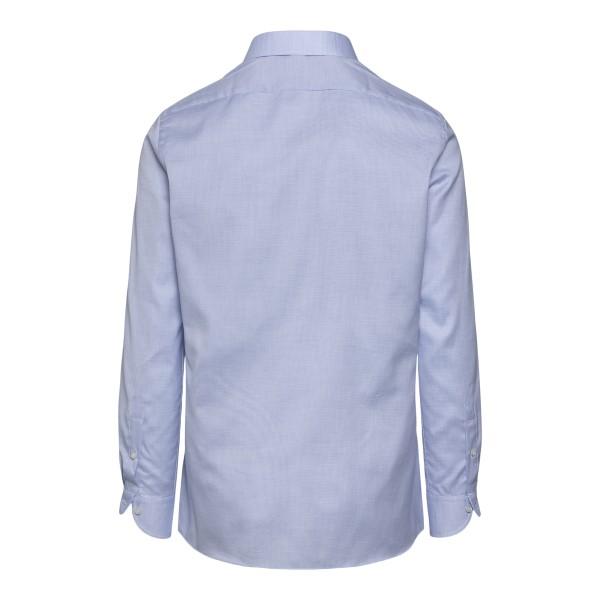 Camicia classica in azzurro chiaro                                                                                                                     XACUS                                              XACUS