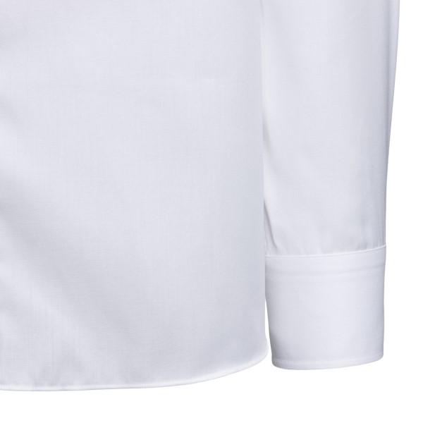 Camicia classica bianca                                                                                                                                XACUS XACUS