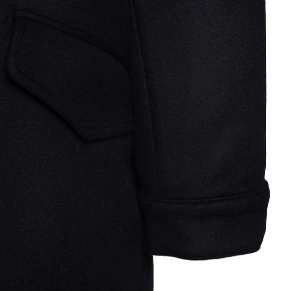 Padded cloth jacket                                                                                                                                    EMPORIO ARMANI