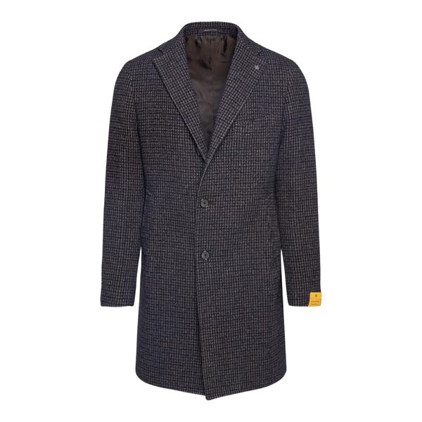 Single-breasted coat                                                                                                                                   TAGLIATORE