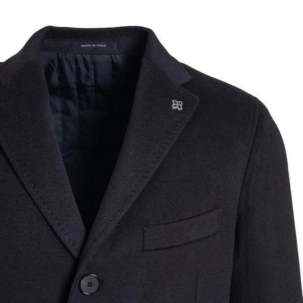 Navy blue coat                                                                                                                                         TAGLIATORE