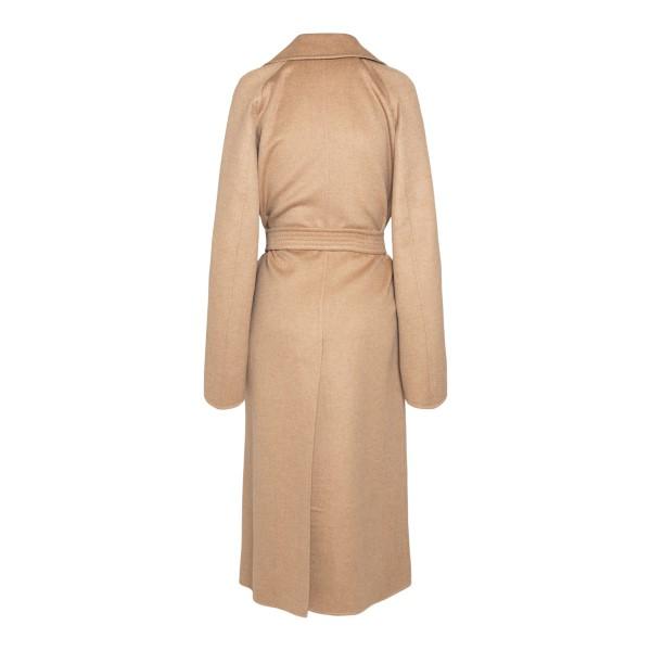 Cappotto lungo color sabbia                                                                                                                            MAX MARA                                           MAX MARA