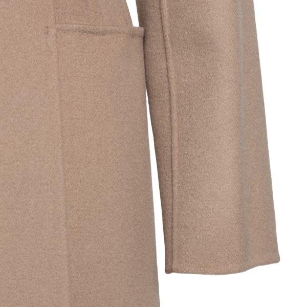 Long sand wrap coat                                                                                                                                    MAX MARA S