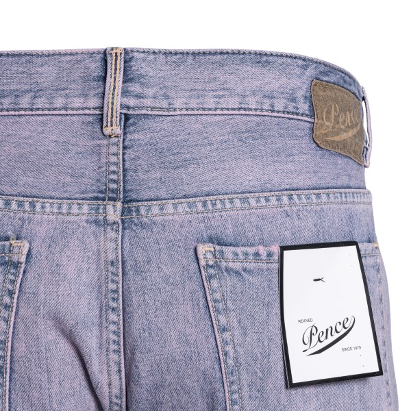 Faded lilac denim jeans                                                                                                                                PENCE