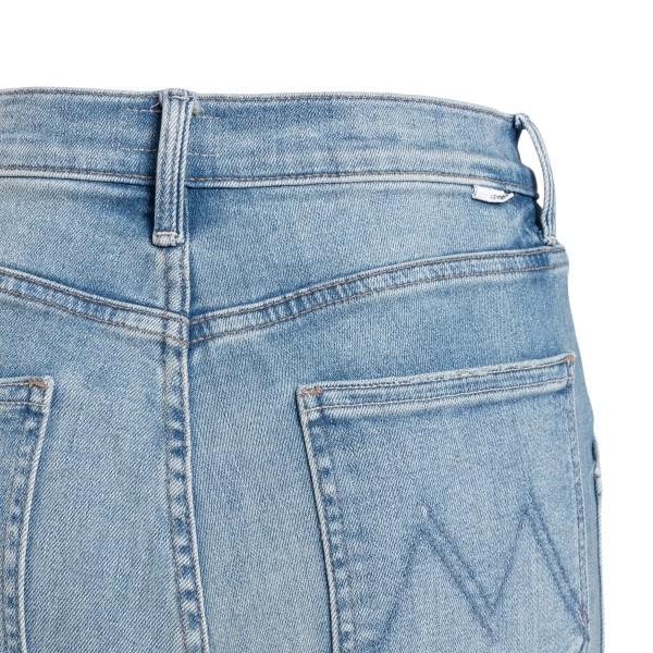 Straight leg light blue jeans                                                                                                                          MOTHER