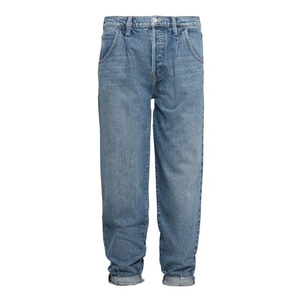 Jeans blu con risvolti                                                                                                                                Mother 10186313 retro