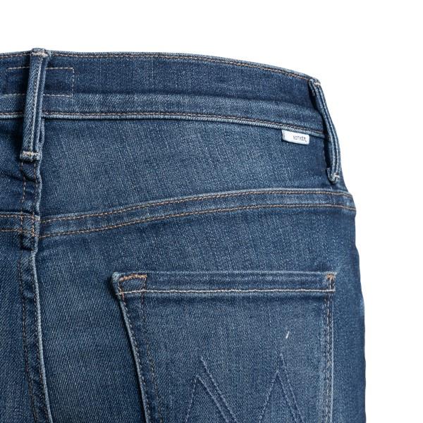 Jeans blu scuro svasati                                                                                                                                MOTHER                                             MOTHER
