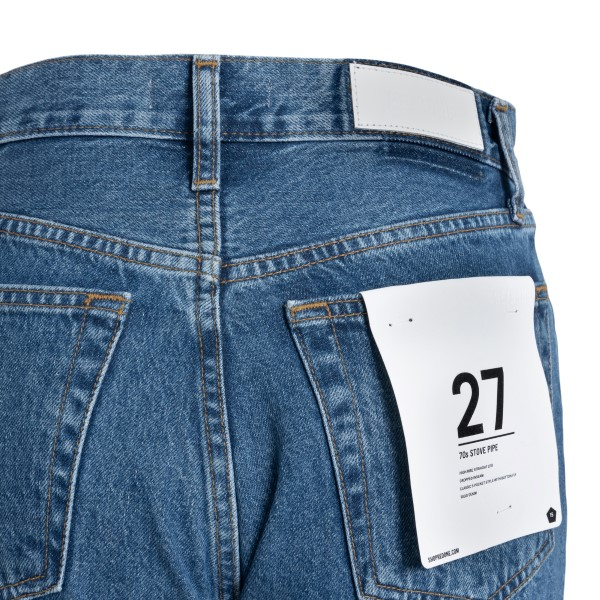 Jeans a gamba dritta blu chiaro                                                                                                                        REDONE REDONE