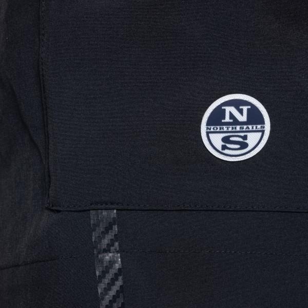 Bermuda neri con patch logo                                                                                                                            NORTH SAILS                                        NORTH SAILS