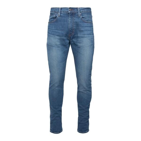 Jeans blu medio con gamba aderente                                                                                                                    Levi's 59607 fronte