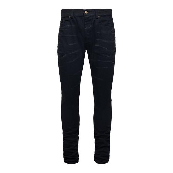 Jeans skinny neri                                                                                                                                     Saint laurent 622876 fronte