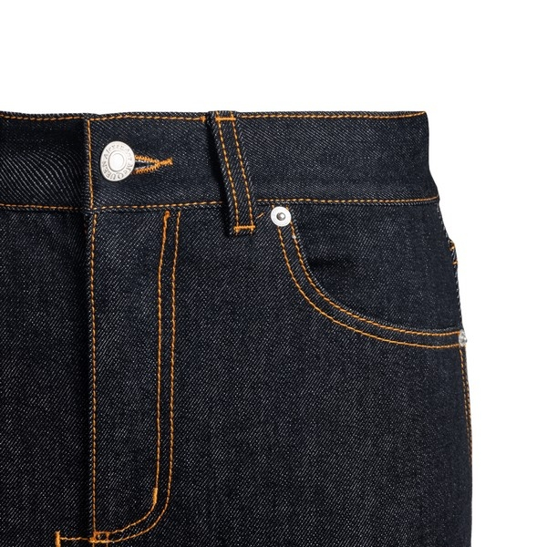 Jeans a vita alta                                                                                                                                      ALEXANDER MCQUEEN                                  ALEXANDER MCQUEEN