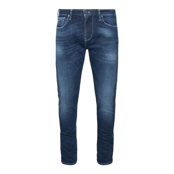 Jeans blu effetto sbiadito                                                                                                                            Emporio Armani 6K1J06 retro