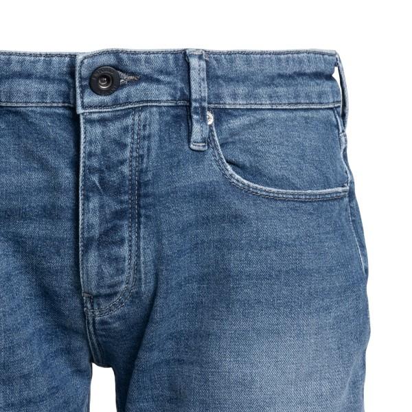 Jeans in blu chiaro                                                                                                                                    EMPORIO ARMANI EMPORIO ARMANI