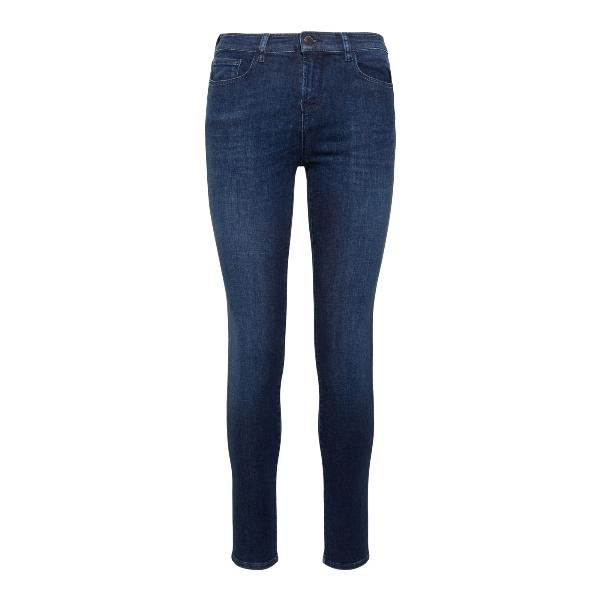 Jeans skinny blu                                                                                                                                      Emporio Armani 6K2J20 retro
