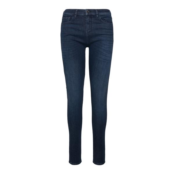 Jeans skinny in blu scuro                                                                                                                             Emporio Armani 6K2J20 retro
