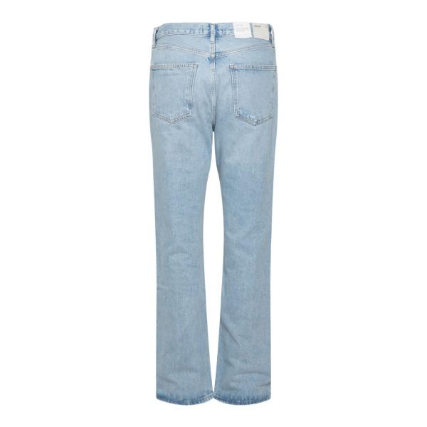 Jeans dritti azzurri                                                                                                                                   AGOLDE                                             AGOLDE