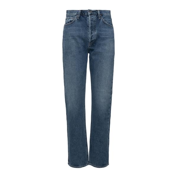 Jeans classici blu                                                                                                                                    Agolde A154B retro
