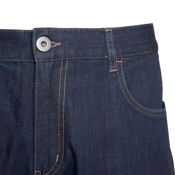 Jeans blu scuro a gamba dritta                                                                                                                         PRADA                                              PRADA