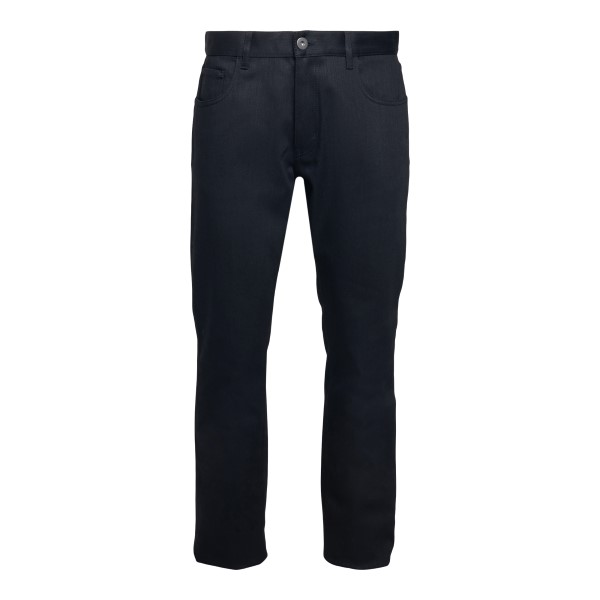 Straight black jeans                                                                                                                                  Prada GEP178 front