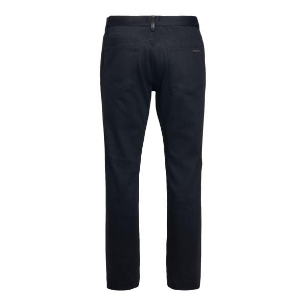 Straight black jeans                                                                                                                                   PRADA
