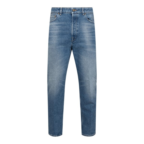 Straight blue jeans                                                                                                                                    GOLDEN GOOSE