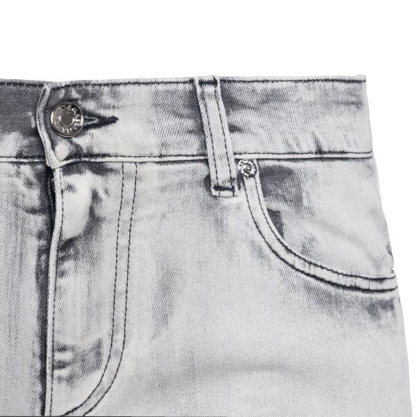 Jeans slim grigi a effetto sbiadito                                                                                                                    DOLCE&GABBANA                                      DOLCE&GABBANA