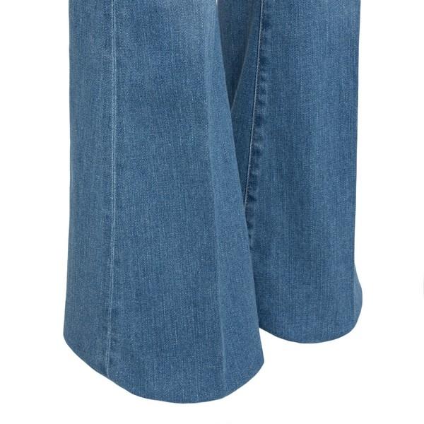 Jeans svasati in denim blu                                                                                                                             J BRAND J BRAND