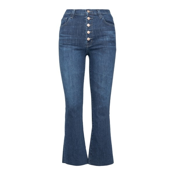 Blue jeans with flared leg                                                                                                                            J brand JB002942A front