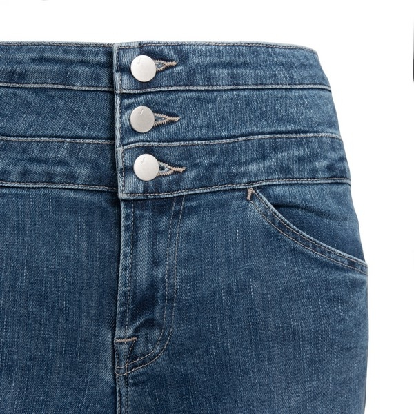 Blue jeans with high waist                                                                                                                             J BRAND