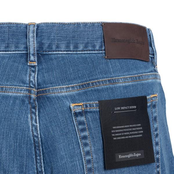 Jeans in denim blu classici                                                                                                                            ZEGNA                                              ZEGNA