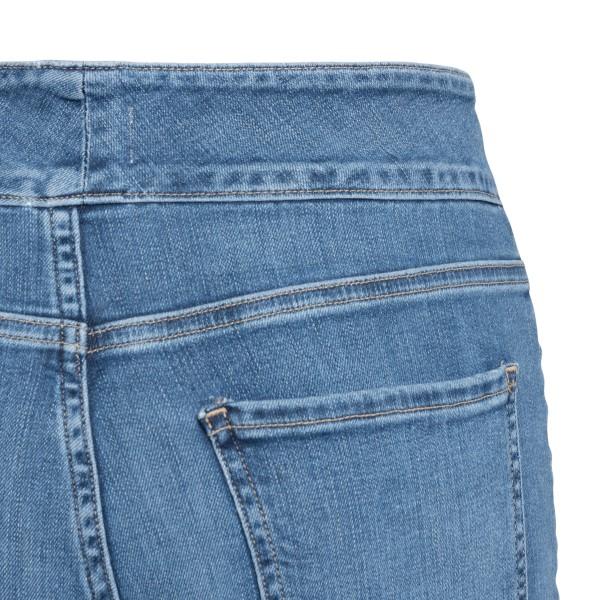 Jeans blu svasati con tasche frontali                                                                                                                  FRAME DENIM FRAME DENIM