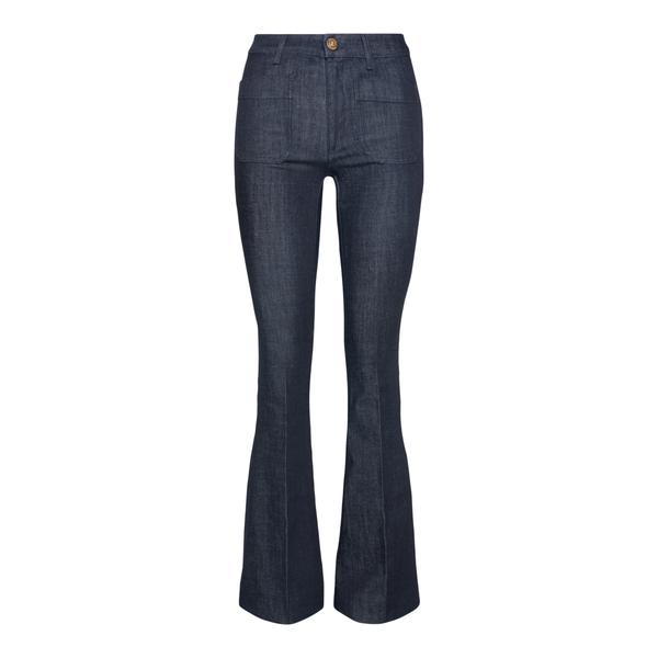 Jeans a zampa in blu scuro                                                                                                                            Seafarer SWP0002TDS0004001 retro