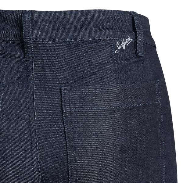 Jeans a zampa in blu scuro                                                                                                                             SEAFARER SEAFARER