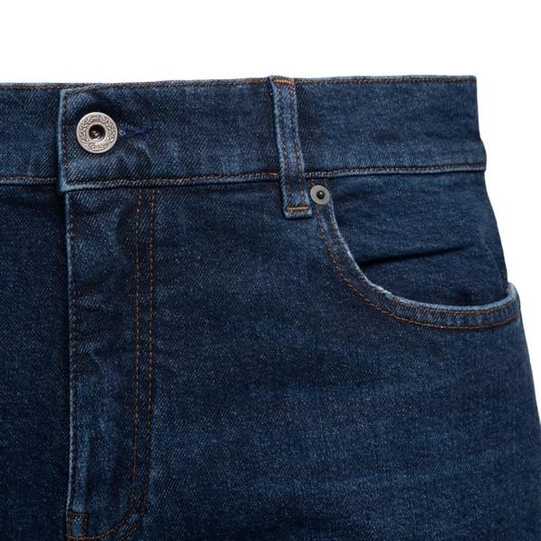 Jeans aderenti in denim blu scuro                                                                                                                      PENCE                                              PENCE