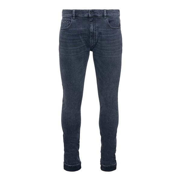 Fitted grey jeans                                                                                                                                     Pence TOSCOL front