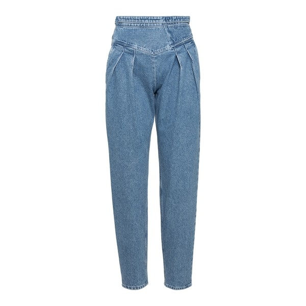 Jeans blue con pinces                                                                                                                                 Red valentino UR0DD02Y front