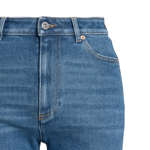 Blue jeans with crease                                                                                                                                 VALENTINO
