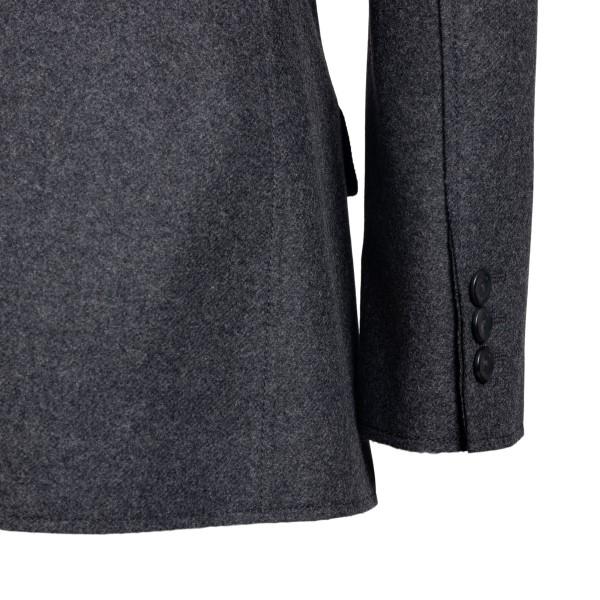 Grey wallet blazer                                                                                                                                     ALBERTA FERRETTI