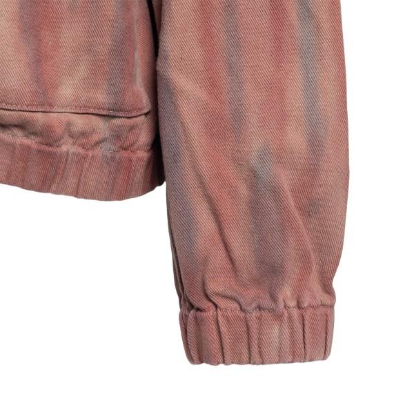 Multicolored tie-dye sweatshirt                                                                                                                        STUSSY