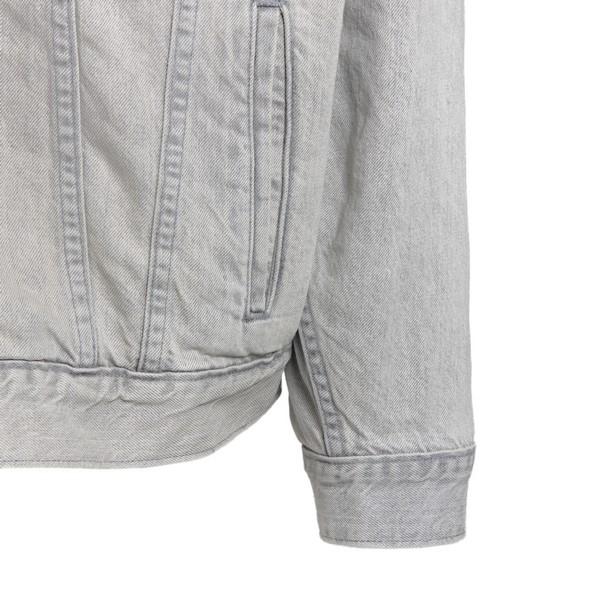 Giacca jeans grigia con ricamo                                                                                                                         LEVI'S                                             LEVI'S