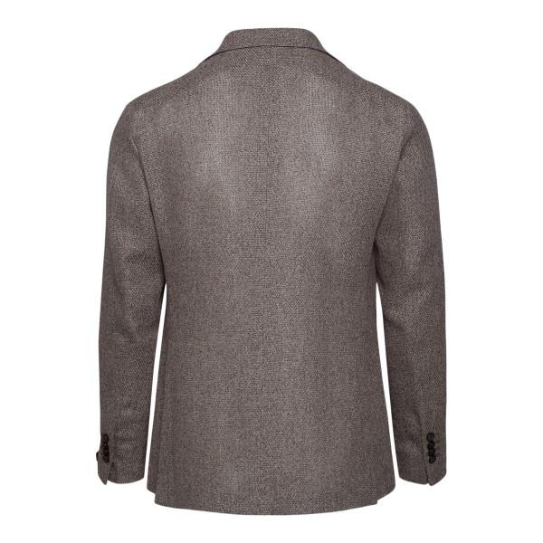 Blazer monopetto grigio con logo                                                                                                                       TAGLIATORE                                         TAGLIATORE