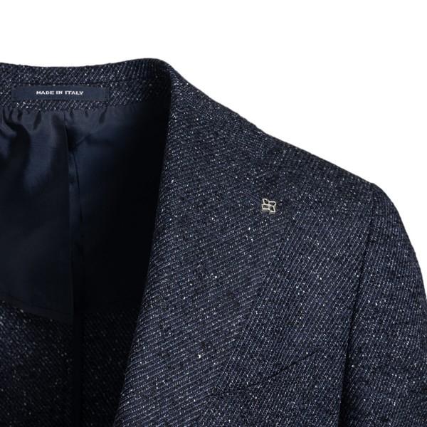 Blue dotted blazer                                                                                                                                     TAGLIATORE