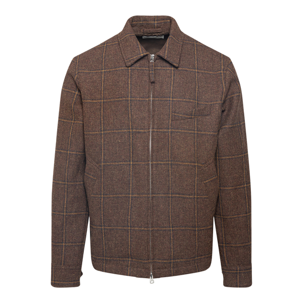 Jacket with zip                                                                                                                                        UNIVERSAL WORKS