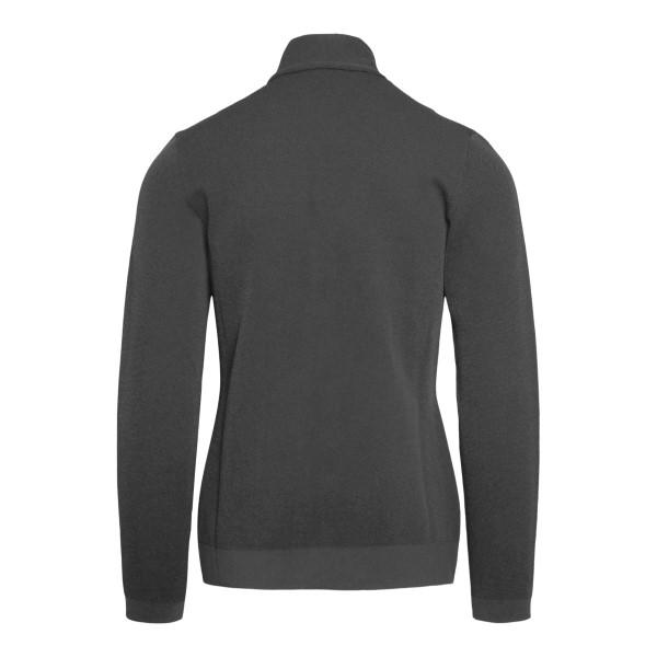 Grey cardigan                                                                                                                                          EMPORIO ARMANI