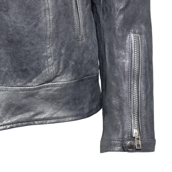 Grey biker jacket                                                                                                                                      SWORD